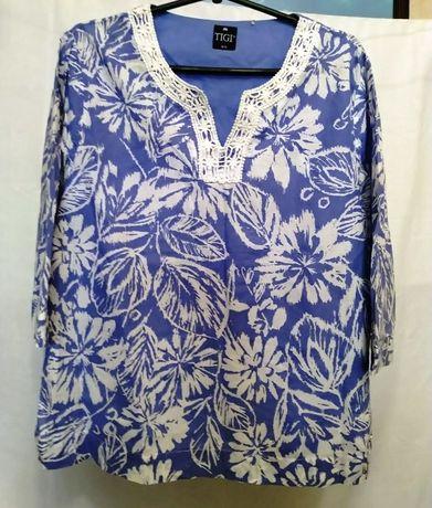 Новая красивая блузка Tigi 52 размера