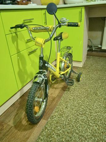 Велосипед двухколёсный