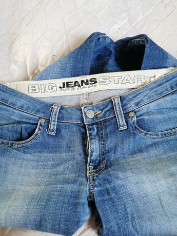 Big Star spodnie