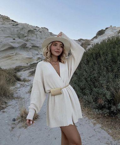Кардиган , платье , кофта Zara, размер S