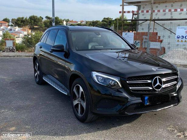 Mercedes-Benz GLC 350 e 4-Matic