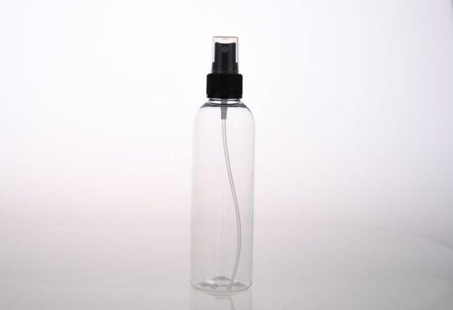 plastikowa butelka 250 ml z atomizerem 28/410 spryskiwacz rozpylacz