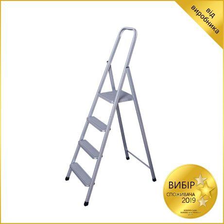 Лестница 4-ступенчатая сварная STEEL HOME Eurogold 214