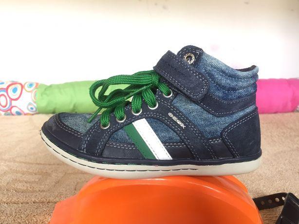 Демісезонні черевики Geox