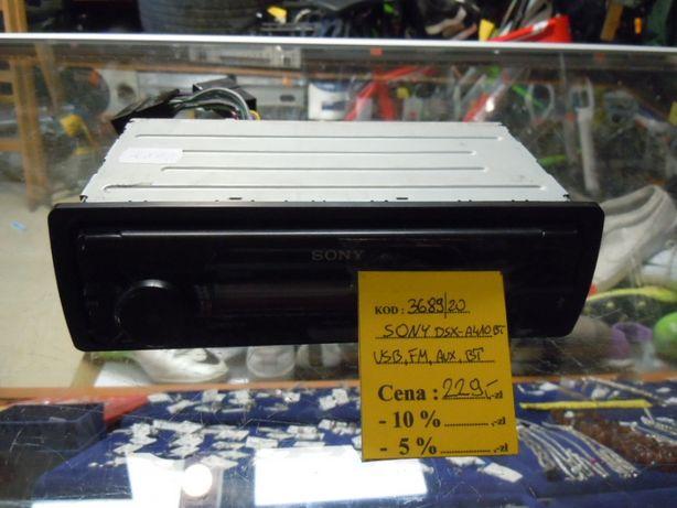 Radio Samochodowe Sony DSX-A410BT ! Lombard Dębica