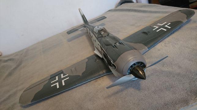 FW190 Focke Wulf190 samolot RC HobbyKing