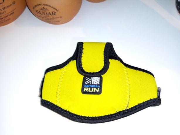 Karrimor run opaska na ramię na telefon fitness bieganie lekka rzepy