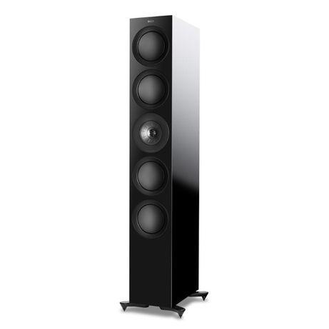 KEF R11 czarne para kolumny głośnikowe stereo