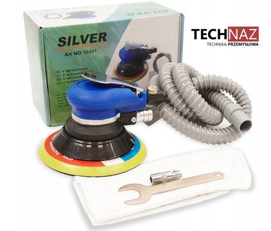 Sliver Szlifierka oscylacyjna pneumatyczna 150 mm od ręki Technaz