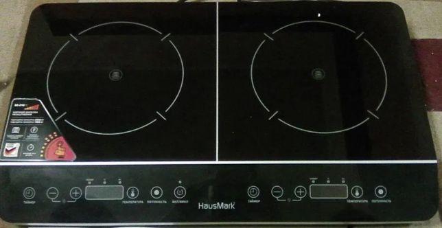 Індукційна плита HausMark