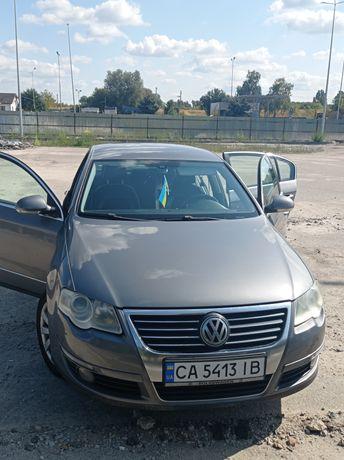 Volkswagen Passat b6 highline
