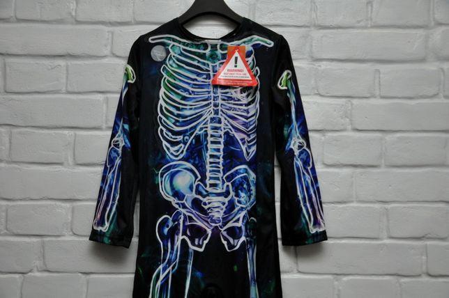 Костюм скелет Хэллоуин Halloween на 7 - 8 лет. Очень классный.