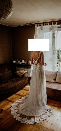 Suknia ślubna Sweetheart 6157 r. 38