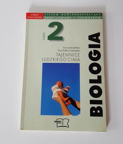 Biologia cz. 2 Tajemnice ludzkiego ciała * Mac edukacja * 2002 ***
