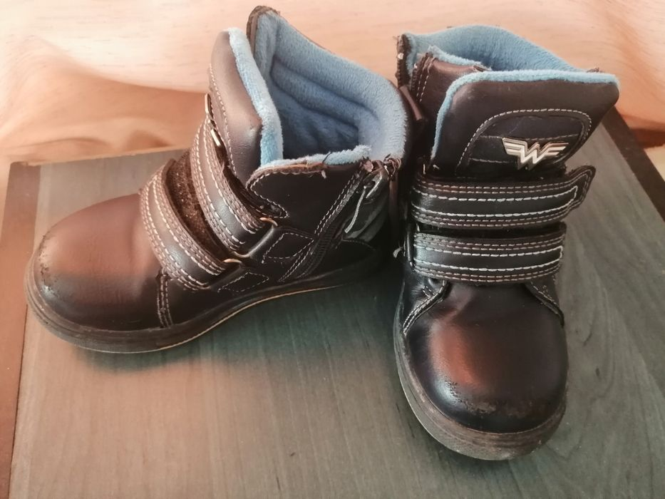 Продам ботинки демисезон Степная - изображение 1