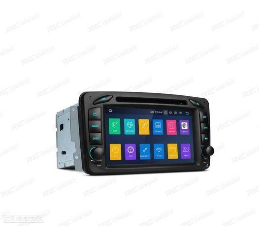 AUTO RADIO GPS ANDROID 10.0 MERCEDES BENZ CLASE A C E G VITO / VIANO