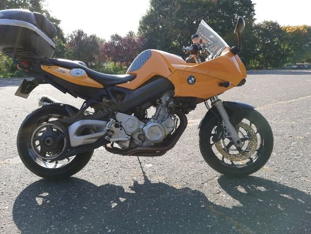 Motocykl BMW F800S