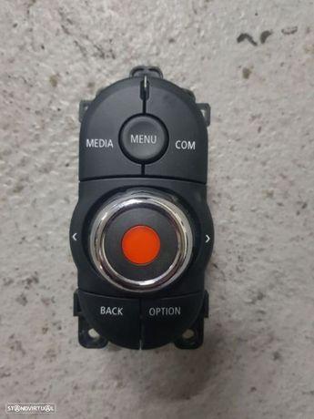 Botão Controlo Computador Bordo (Idrive) Mini Cooper F55/ F56 2019 Ref. 033624103
