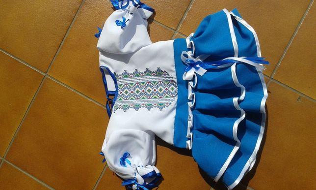 Платтячко вишиванка