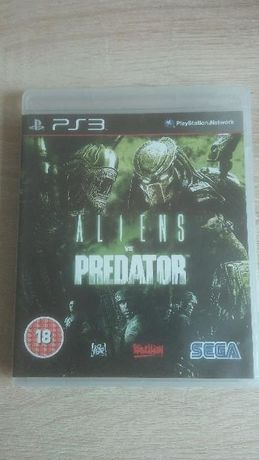 Alien vs Predator PS3 !!! Praga Północ!!!