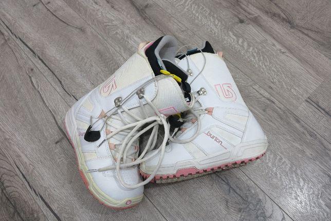 Buty BURTON CASA snowboardowe roz.38 wkładka 24cm