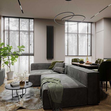 Дизайн-проект квартиры, дома или офиса.