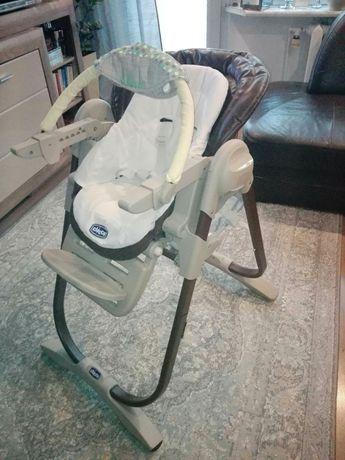 Krzesełko Fotelik Chicco do karmienia 3w1