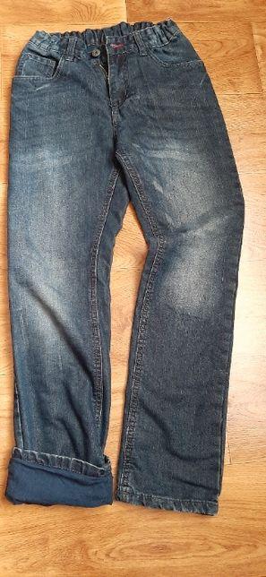 утеплені джинси для хлопця