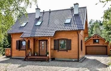 Czyszczenie szlifowanie impregnacja domu z bali, drewna itp.