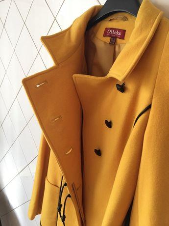 Новое женское пальто от украинского производителя. Размер 36.