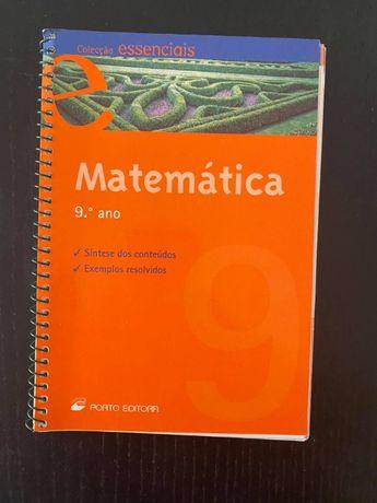 Livro Síntese Matemática 9º ano