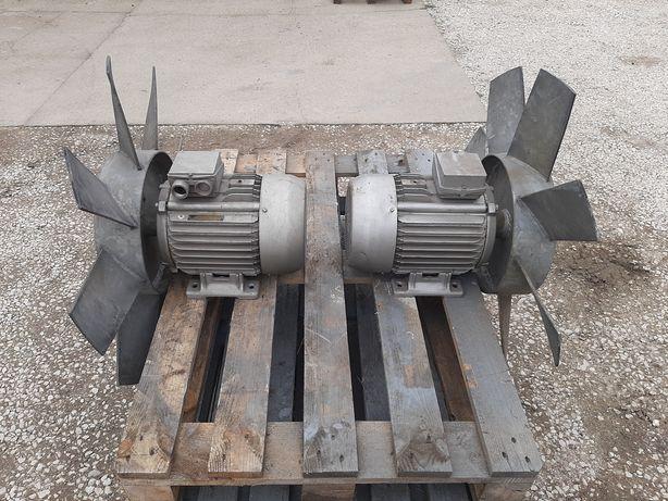 Wentylator powietrza 1,5 kW 990 obr 100*C suszarnia lakiernia nadmuch