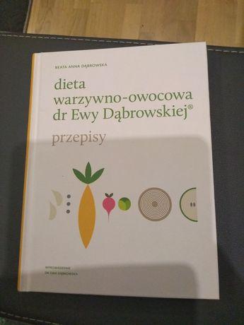 Dieta warzywno-owocowa dr Ewy Dąbrowskiej. Przepisy