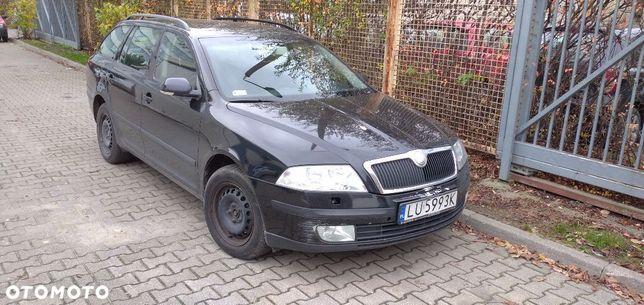 Škoda Octavia Sprzedaż Pojazdu Służbowego Pełna Historia Auta.