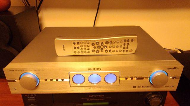 Kino domowe PHILIPS Amplituner LX-9000R Głośniki najwyższa seria CINEO