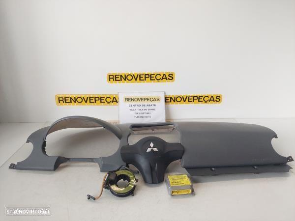 Kit De Airbags C/Tablier Mitsubishi Colt Vi (Z3_A, Z2_A)