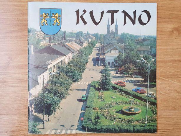 Kutno - informator, folder z 1992 roku