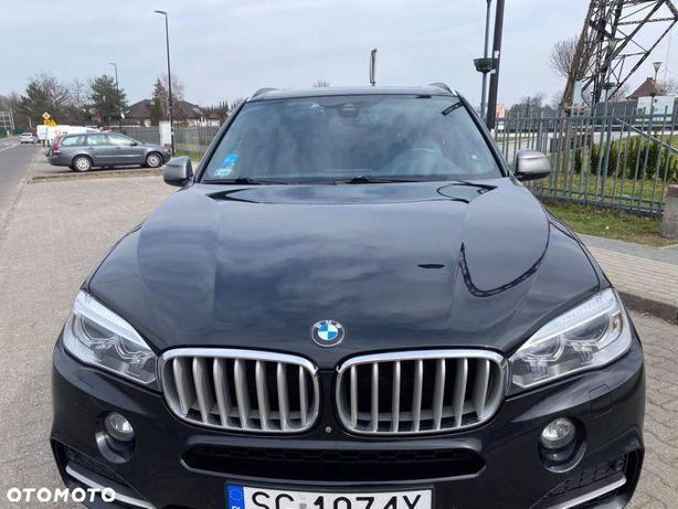 BMW X5 bmw x5 m50d pierwszy właściciel , bez wypadkowy