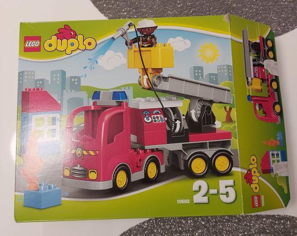 Lego Duplo 10592 wóz strażacki
