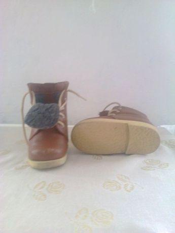 Ортопедичні ботинки  16см