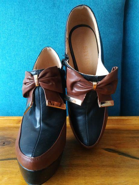 Туфли (полуботинки)