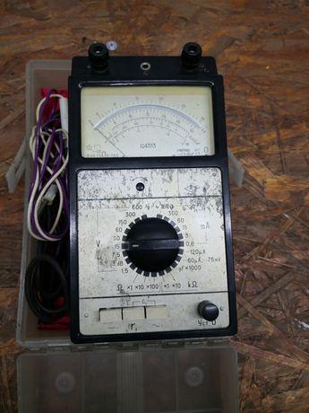 Multimetr, analogowy miernik prądu, miernik elektryczny
