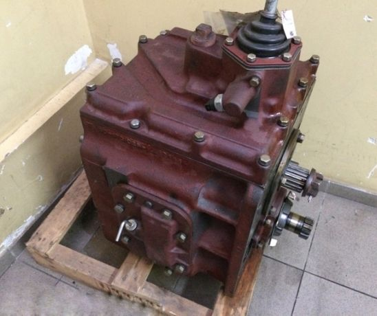 Коробка переключения передач КПП на МТЗ-80, МТЗ-82, МТЗ-892 Д-240