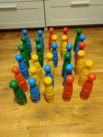Kręgle plastikowe