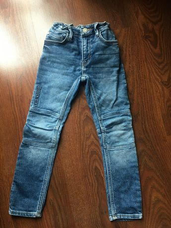 Jeansy H&M 122