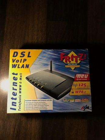Fritz! Box Fon Wlan 7050 беспроводной роутер