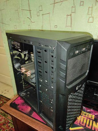 ИГРОВОЙ ПК 1050TI 4GB, 6 ядер, ОЗУ 16GB, SSD 240GB, HDD 1TB