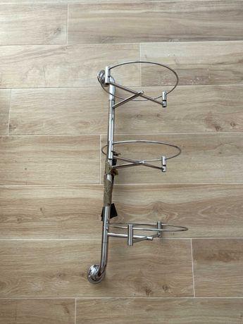 Prateleiras de casa de banho