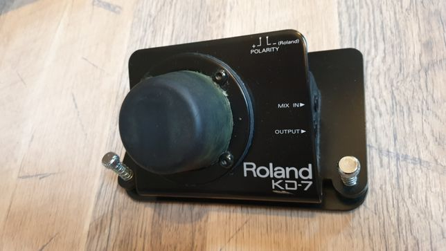 Roland kd-7 pad stopy kick centrala