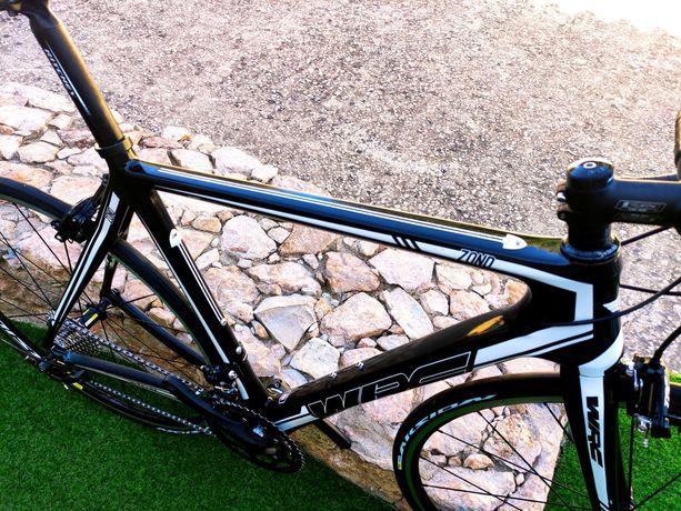 Bicicleta estrada Carbono
